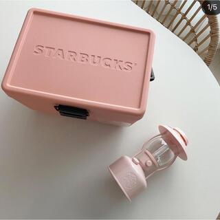韓国スタバ限定 クーラーボックス アイスボックス 保冷ボックス