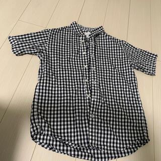 ドアーズ(DOORS / URBAN RESEARCH)のアーバンリサーチドアーズ チェックシャツ(Tシャツ/カットソー(半袖/袖なし))
