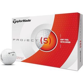 テーラーメイド(TaylorMade)のテーラーメイド  ゴルフボール Project Project(S) 12P(その他)