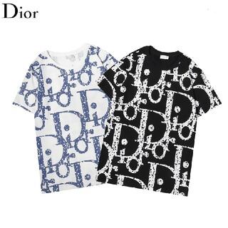 新作 ディオール/1245Tシャツ半袖 男女兼用