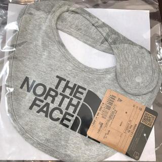 THE NORTH FACE - 新品 ノースフェイス ベビービブ ミックスグレー NNB01911 ZZ スタイ