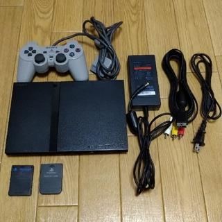 プレイステーション2(PlayStation2)のプレイステーション2 本体 メモリーカード(家庭用ゲーム機本体)