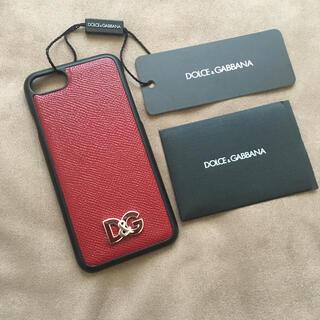 ドルチェアンドガッバーナ(DOLCE&GABBANA)の新品 ドルチェ&ガッバーナ iPhone ケース(その他)