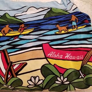 ロンハーマン(Ron Herman)のハワイ ビックバスタオル ビーチタオル(タオル/バス用品)