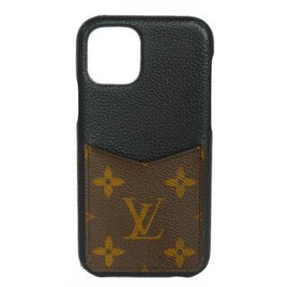ルイヴィトン(LOUIS VUITTON)のルイ・ヴィトン iPhone・バンパー 11 PRO モノグラム M69094(iPhoneケース)