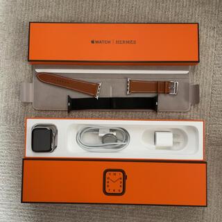 Apple Watch - Apple Watch series5 HERMES 44mm