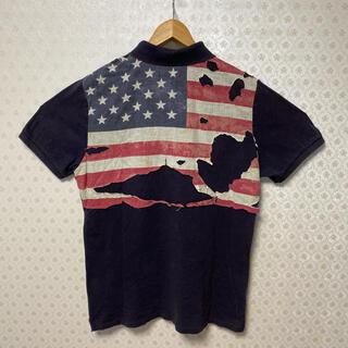 デニムアンドサプライラルフローレン(Denim & Supply Ralph Lauren)の♻️ヴィンテージ風合♻️ラルフローレン/デニム&サプライ♻️半袖ポロシャツ(ポロシャツ)