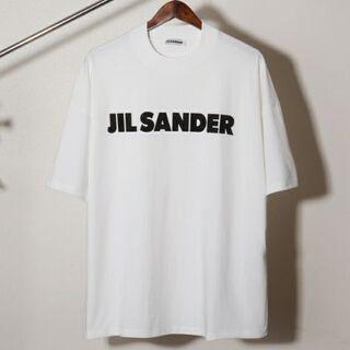 ジルサンダー(Jil Sander)のジルサンダー ロゴTシャツ jilsander (Tシャツ(半袖/袖なし))