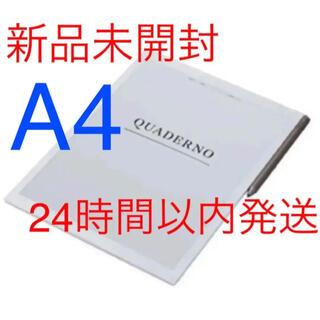 富士通 - QUADERNO クアデルノ  FMV-DPP03 [A4サイズ]【新品未使用】
