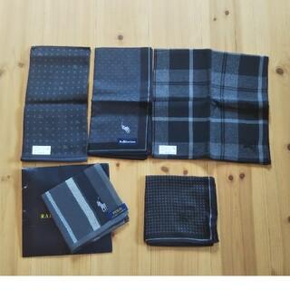 バーバリー(BURBERRY)のブランド ハンカチ5枚セット バーバリー&ラルフローレン(ハンカチ/ポケットチーフ)