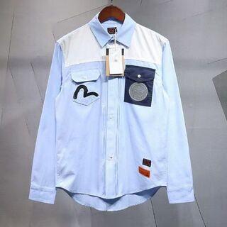 エビス(EVISU)のEVISU  人気プリントシャツ  L(シャツ)