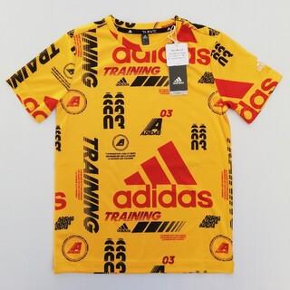 adidas - 140 Tシャツ 半袖 黃 アディダス
