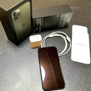 Apple - iPhone 11 Pro 256GB 残債無 256GB ミッドナイトグリーン