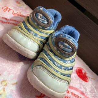 ナイキ(NIKE)のNIKE 靴 ダイナモフリー(スリッポン)