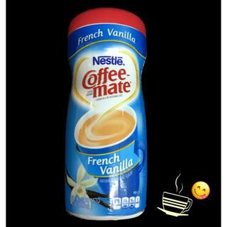 Coffee mate French Vanilla コーヒーメイト バニラ