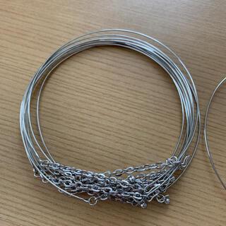 貴和製作所 - チョーカー ネックレス素材 アクセサリー素材 シルバーアクセサリー 韓国