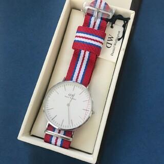 ダニエルウェリントン(Daniel Wellington)の超人気 メンズ  ダニエルウェリントン カップル 腕時計 DW0212(腕時計(アナログ))