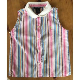 ラルフローレン(Ralph Lauren)のラルフローレン女の子 ノースリーブシャツ(その他)
