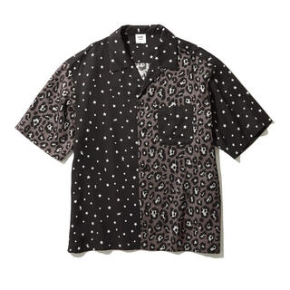 ソフ(SOPH)のオープンカラーシャツ(5分袖)1MW by SOPH. XLサイズ(シャツ)
