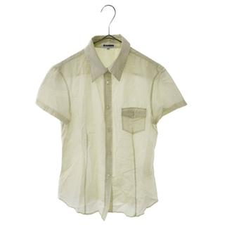 ジルサンダー(Jil Sander)のJIL SANDER ジルサンダー 半袖シャツ(シャツ/ブラウス(半袖/袖なし))