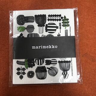 マリメッコ(marimekko)のマリメッコ スポンジワイプ 2枚セット  プロフ必読(その他)