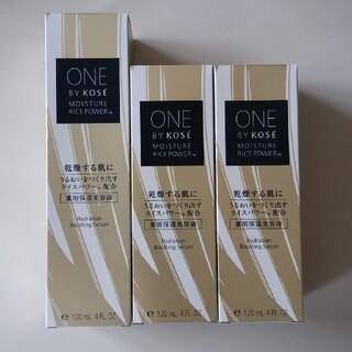 コーセー(KOSE)のワンバイコーセー 薬用保湿美容液♪(美容液)