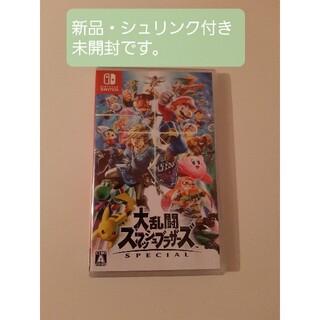 Nintendo Switch - ☆即日発送☆ スマッシュブラザーズ Nintendo SWITCH