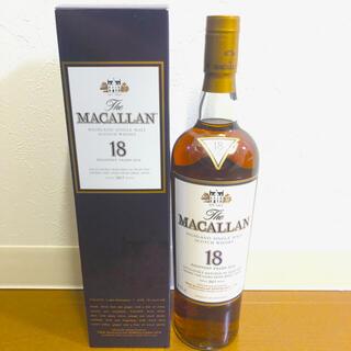サントリー - 最安価 新品未開封 旧ボトル マッカラン 18年 ウイスキー 古酒