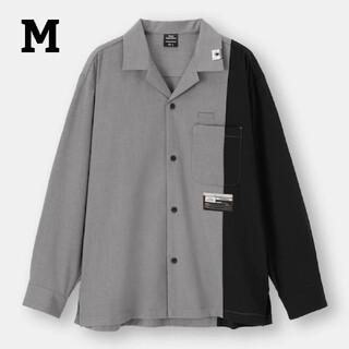 GU - GU × MIHARAYASUHIROのオープンカラーシャツ