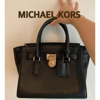 Michael Kors - 【MICHAEL KORS】美品・ハンドバッグ ハミルトン