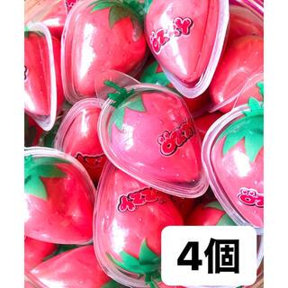 OZZY いちごグミ 4個セット ⑨