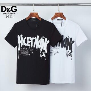 DOLCE&GABBANA - DOLCE&GABBANA Tシャツ 半袖 #38
