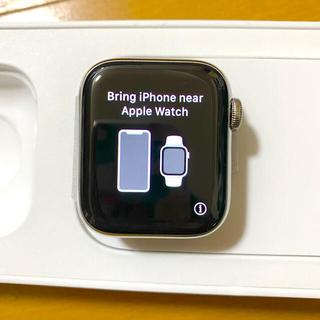 Apple Watch - 《箱あり》Apple Watch series4 40mm ミラネーゼループ付
