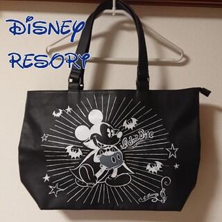 ディズニー(Disney)のディズニーリゾート 2016年 ヴィンパイア ミッキー トートバッグ 一日使用(トートバッグ)