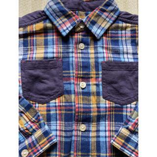 コドモビームス(こども ビームス)のチェックシャツ ビームスミニ(Tシャツ/カットソー)
