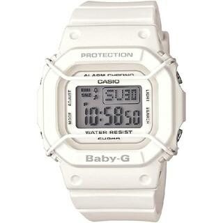 ベビージー(Baby-G)のBaby-G ベイビージー ホワイト BGD-501-7JF(腕時計)