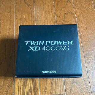 SHIMANO - 21 ツインパワー xd 4000xg 未使用