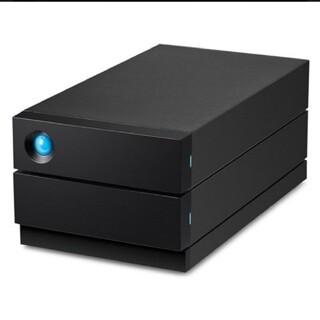 【新品・未開封】エレコム STHJ8000800 LaCie 2big (PC周辺機器)