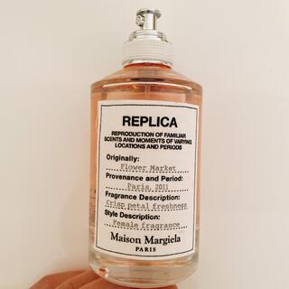 マルタンマルジェラ(Maison Martin Margiela)の メゾン マルタン マルジェラ レプリカ フラワー マーケット オードトワレ(香水(女性用))