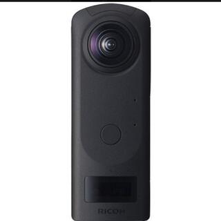 リコー(RICOH)の【新品・未開封】リコー THETA Z1 51GB 360°カメラ ブラック(コンパクトデジタルカメラ)