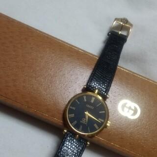 グッチ(Gucci)のグッチ シェリーライン時計~ユニセックス~ベルトジャンク品~(腕時計)