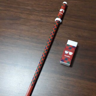 familiar - ファミリア 消しゴム 鉛筆 キャップ