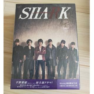 Johnny's - ドラマSHARK Blu-ray BOX 豪華版 初回限定盤 Blu-ray