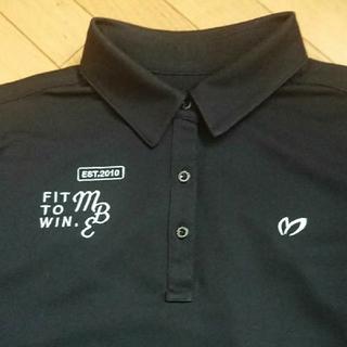 パーリーゲイツ(PEARLY GATES)のマスターバーニー 長袖シャツ 2 黒(ウエア)