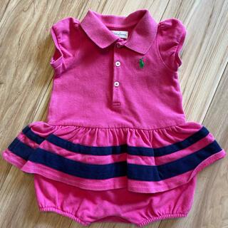 Ralph Lauren - RALPH LAUREN baby ポロシャツ ロンパース
