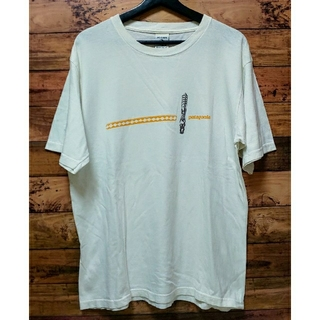 patagonia - レア 00s patagonia(パタゴニア)tシャツ