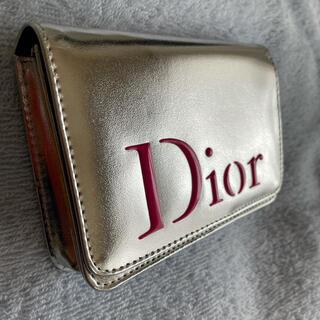 Christian Dior - Diorノベルティポーチ  新品未使用