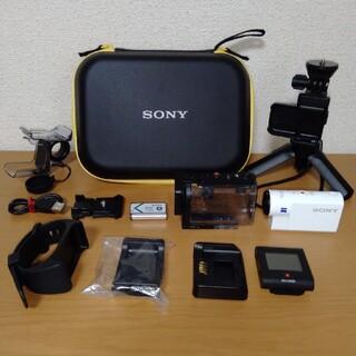 SONY - SONY HDR-AS300R ソニー アクションカム ウェアラブルカメラ