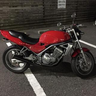 カワサキ - バリオス250 1型