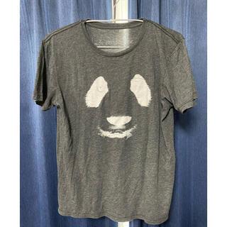 チャオパニックティピー(CIAOPANIC TYPY)のCIAOPANIC TYPY パンダTシャツ(Tシャツ/カットソー(半袖/袖なし))
